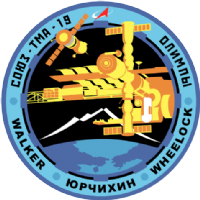 Soyuz TMA-19 International Space Station Mission Decal
